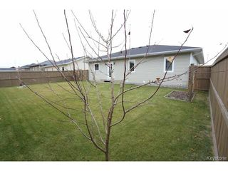 Photo 20: 33 ALDERWOOD Crescent in STEINBACH: Manitoba Other Residential for sale : MLS®# 1323178