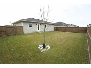 Photo 18: 33 ALDERWOOD Crescent in STEINBACH: Manitoba Other Residential for sale : MLS®# 1323178