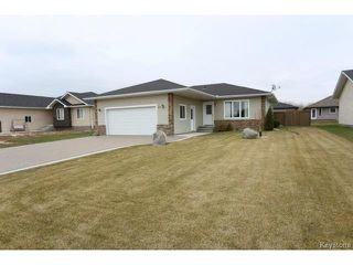 Photo 2: 33 ALDERWOOD Crescent in STEINBACH: Manitoba Other Residential for sale : MLS®# 1323178