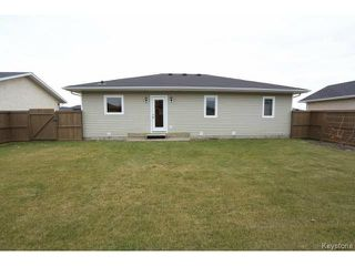 Photo 19: 33 ALDERWOOD Crescent in STEINBACH: Manitoba Other Residential for sale : MLS®# 1323178
