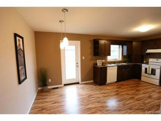 Photo 8: 33 ALDERWOOD Crescent in STEINBACH: Manitoba Other Residential for sale : MLS®# 1323178