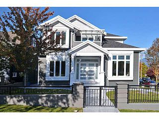 Photo 2: 3095 GRANT Street in Vancouver: Renfrew VE House for sale (Vancouver East)  : MLS®# V1032744