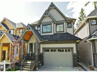 "Main Photo: 21028 76A AV in Langley: Willoughby Heights House for sale in ""Yorkson"" : MLS®# F1401116"