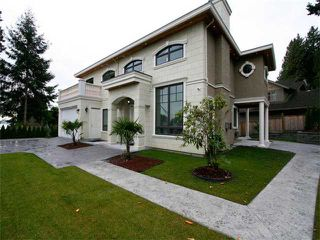 Main Photo: 299 28TH Street in West Vancouver: Altamont House for sale : MLS®# V1047035