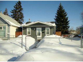 Photo 17: 1917 ROSS Avenue in WINNIPEG: Brooklands / Weston Residential for sale (West Winnipeg)  : MLS®# 1403163