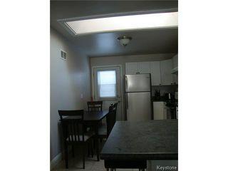 Photo 6: 1917 ROSS Avenue in WINNIPEG: Brooklands / Weston Residential for sale (West Winnipeg)  : MLS®# 1403163