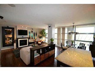 Main Photo: 203 989 BEATTY Street in Vancouver West: Yaletown Home for sale ()  : MLS®# V1009813