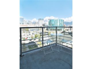 "Photo 11: 1105 668 CITADEL PARADE in Vancouver: Downtown VW Condo for sale in ""SPECTRUM 2"" (Vancouver West)  : MLS®# V1057187"
