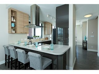 """Photo 9: 1501 258 SIXTH Street in New Westminster: Downtown NW Condo for sale in """"258"""" : MLS®# V1068921"""
