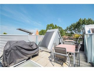 "Photo 11: 690 W 16TH Avenue in Vancouver: Cambie Townhouse for sale in ""HEATHERVIEW"" (Vancouver West)  : MLS®# V1069354"