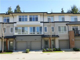 """Photo 1: 57 1125 KENSAL Place in Coquitlam: New Horizons Townhouse for sale in """"KENSAL WALK"""" : MLS®# V1106910"""
