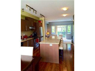 """Photo 6: 57 1125 KENSAL Place in Coquitlam: New Horizons Townhouse for sale in """"KENSAL WALK"""" : MLS®# V1106910"""