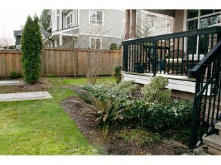 "Photo 3: 7 2979 156TH Street in Surrey: Grandview Surrey Townhouse for sale in ""ENCLAVE"" (South Surrey White Rock)  : MLS®# F1435679"