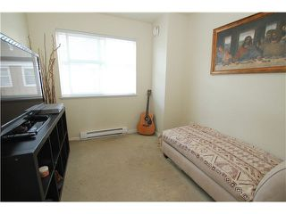 """Photo 12: 63 935 EWEN Avenue in New Westminster: Queensborough Townhouse for sale in """"COOPERS LANDING"""" : MLS®# V1114089"""