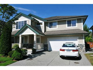 "Photo 1: 11385 236A Street in Maple Ridge: Cottonwood MR House for sale in ""GILKER HILL ESTATES"" : MLS®# V1130011"