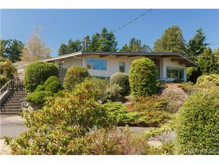 Photo 1: 2351 Arbutus Rd in VICTORIA: SE Arbutus Single Family Detached for sale (Saanich East)  : MLS®# 714488