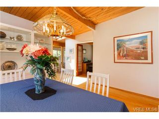 Photo 6: 2351 Arbutus Rd in VICTORIA: SE Arbutus Single Family Detached for sale (Saanich East)  : MLS®# 714488