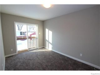 Photo 13: 884 Ingersoll Street in WINNIPEG: West End / Wolseley Residential for sale (West Winnipeg)  : MLS®# 1600757
