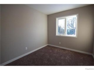 Photo 15: 884 Ingersoll Street in WINNIPEG: West End / Wolseley Residential for sale (West Winnipeg)  : MLS®# 1600757