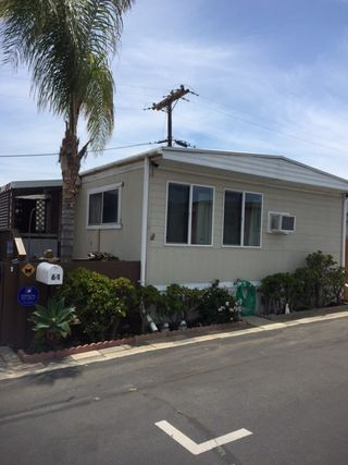 Photo 1: ENCINITAS Manufactured Home for sale : 2 bedrooms : 699 N Vulcan Avenue #64