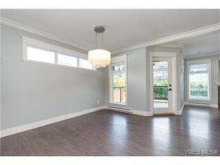 Photo 4: 252 ontario Street in VICTORIA: Vi James Bay Strata Duplex Unit for sale (Victoria)  : MLS®# 367155