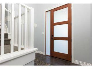 Photo 8: 252 ontario Street in VICTORIA: Vi James Bay Strata Duplex Unit for sale (Victoria)  : MLS®# 367155