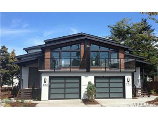 Photo 19: 252 ontario Street in VICTORIA: Vi James Bay Strata Duplex Unit for sale (Victoria)  : MLS®# 367155