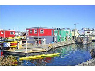 Photo 17: 252 ontario Street in VICTORIA: Vi James Bay Strata Duplex Unit for sale (Victoria)  : MLS®# 367155
