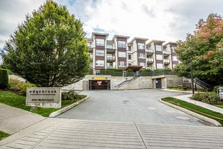 "Photo 1: 114 2943 NELSON Place in Abbotsford: Central Abbotsford Condo for sale in ""Edgebrook"" : MLS®# R2110545"