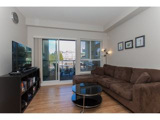 "Photo 4: 322 9655 KING GEORGE Boulevard in Surrey: Whalley Condo for sale in ""GRUV"" (North Surrey)  : MLS®# R2134761"