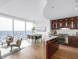 """Photo 8: 4703 938 NELSON Street in Vancouver: Downtown VW Condo for sale in """"One Wall Centre"""" (Vancouver West)  : MLS®# R2155390"""