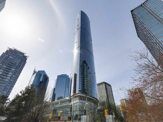 "Photo 1: 4703 938 NELSON Street in Vancouver: Downtown VW Condo for sale in ""One Wall Centre"" (Vancouver West)  : MLS®# R2155390"