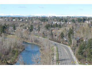 Photo 1: 1504 330 26 Avenue SW in Calgary: Mission Condo for sale : MLS®# C4113381
