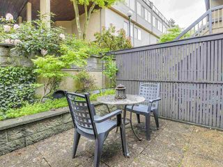 """Photo 13: 2264 ALDER Street in Vancouver: Fairview VW Townhouse for sale in """"Marina Place"""" (Vancouver West)  : MLS®# R2163720"""