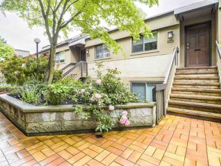 """Photo 1: 2264 ALDER Street in Vancouver: Fairview VW Townhouse for sale in """"Marina Place"""" (Vancouver West)  : MLS®# R2163720"""
