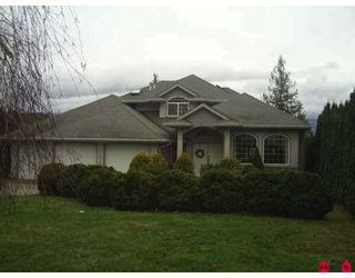 """Photo 1: 36388 SANDRINGHAM Drive in Abbotsford: Abbotsford East House for sale in """"Carrington Estates"""" : MLS®# F2700973"""