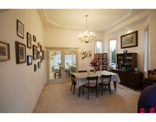 """Photo 5: 36388 SANDRINGHAM Drive in Abbotsford: Abbotsford East House for sale in """"Carrington Estates"""" : MLS®# F2700973"""