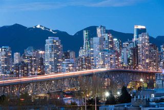 Photo 3: 702 1485 W 6TH AVENUE in Vancouver: False Creek Condo for sale (Vancouver West)  : MLS®# R2158110