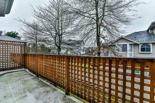 """Photo 19: 47 7875 122 Street in Surrey: West Newton Townhouse for sale in """"The Georgian"""" : MLS®# R2234862"""