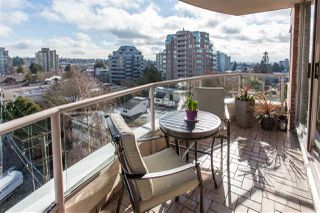 "Photo 16: 703 2350 W 39TH Avenue in Vancouver: Kerrisdale Condo for sale in ""St. Moritz"" (Vancouver West)  : MLS®# R2240971"
