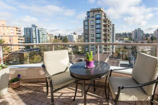 "Photo 15: 703 2350 W 39TH Avenue in Vancouver: Kerrisdale Condo for sale in ""St. Moritz"" (Vancouver West)  : MLS®# R2240971"