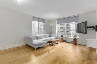 "Photo 3: 701 1055 HOMER Street in Vancouver: Yaletown Condo for sale in ""DOMUS"" (Vancouver West)  : MLS®# R2245913"