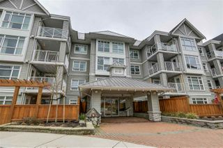 "Photo 1: 304 3136 ST JOHNS Street in Port Moody: Port Moody Centre Condo for sale in ""Sonrisa"" : MLS®# R2249266"