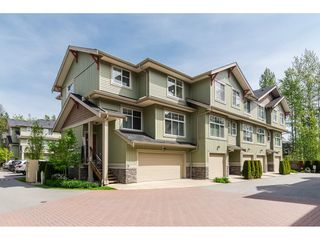 "Photo 1: 28 20967 76 Avenue in Langley: Willoughby Heights Townhouse for sale in ""Nature's Walk"" : MLS®# R2264110"