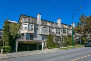 "Photo 1: 12 3737 PENDER Street in Burnaby: Willingdon Heights Townhouse for sale in ""THE TWENTY"" (Burnaby North)  : MLS®# R2264275"
