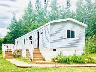 Main Photo: 181 2500 GRANT Road in Prince George: Hart Highway Manufactured Home for sale (PG City North (Zone 73))  : MLS®# R2291237
