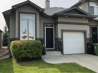 Main Photo: 19 10 Woodcrest Lane: Fort Saskatchewan Townhouse for sale : MLS®# E4122847