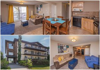 Main Photo: 105 11935 106 Street in Edmonton: Zone 08 Condo for sale : MLS®# E4127073