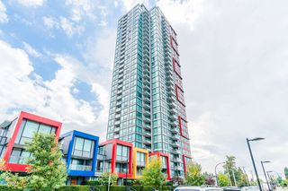 Photo 1: 2105 6658 DOW Avenue in Burnaby: Metrotown Condo for sale (Burnaby South)  : MLS®# R2306014