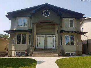 Main Photo: 12118 79 Street in Edmonton: Zone 05 House Half Duplex for sale : MLS®# E4131821